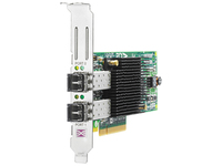 HP 82E 8Gb 2-port PCIe Fibre Channel Host Bus Adapter Interno Fibra 8000Mbit/s scheda di rete e adattatore