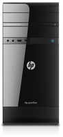HP Pavilion 1334 1.4GHz E1-1200 Mini Tower Nero PC