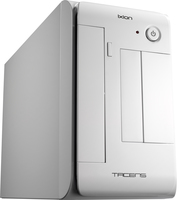 Tacens Ixion Mini-Tower 300W Bianco vane portacomputer