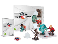 Sony Disney Infinity Starter Pack, PS3 PlayStation 3 videogioco