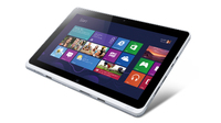 "Acer Iconia W510-1620 1.8GHz Z2760 10.1"" 1366 x 768Pixel Touch screen Argento Ibrido (2 in 1)"