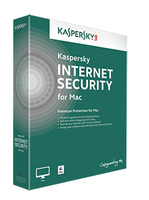 Kaspersky Lab Internet Security for Mac 2014 Full license 1utente(i) 1anno/i Inglese