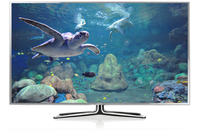 "Samsung UE50ES6990 50"" Full HD Compatibilità 3D Smart TV Wi-Fi Alluminio, Argento LED TV"