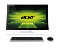 "Acer Aspire 7600 2.4GHz i7-3630QM 27"" 1920 x 1080Pixel Touch screen Nero PC All-in-one"