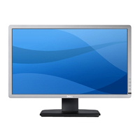 "DELL UltraSharp U2312HM 23"" Full HD IPS Argento monitor piatto per PC"