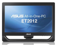 "ASUS ET 2012IGTS-B05C 3.3GHz i3-2120 20"" 1600 x 900Pixel Touch screen Nero PC All-in-one"