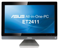 "ASUS ET ET2411INTI 3.1GHz i5-3450 23.6"" 1920 x 1080Pixel Touch screen Nero PC All-in-one"
