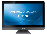 "ASUS ET ET2701INKI-B056C 3.1GHz i7-3770S 27"" 1920 x 1080Pixel Nero PC All-in-one"