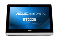 "ASUS ET 2220INTI-B14K 3.3GHz i3-3220 21.5"" 1920 x 1080Pixel Touch screen Nero PC All-in-one"