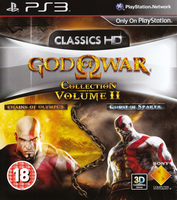 Sony God of War Collection Volume II, PS3 PlayStation 3 ITA videogioco