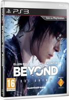 Sony BEYOND: Due Anime, PS3 PlayStation 3 ITA videogioco