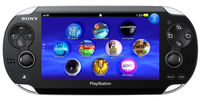 "Sony PS Vita 8GB + Mega Pack SR 5"" Touch screen Wi-Fi Nero console da gioco portatile"