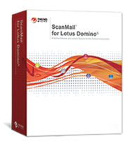 Trend Micro ScanMail Suite f/IBM Lotus Domino, Win, RNW, GOV, 1Y, 751-1000u, ENG