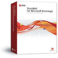 Trend Micro ScanMail Suite f/Microsoft Exchange, Add, GOV, 1Y, 251-500u