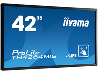 "iiyama TH4264MIS-B1 42"" 1920 x 1080Pixel Multi utente Nero monitor touch screen"