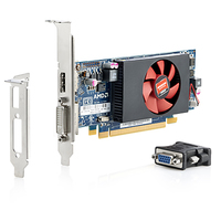 HP E1C64AA Radeon HD8490 1GB GDDR3 scheda video