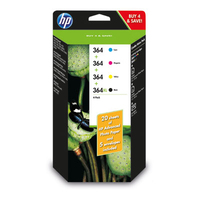 HP 364 Combo-pack cartuccia d