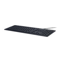 DELL KB113 USB QWERTY Inglese Nero tastiera