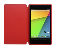 ASUS Nexus 7 Travel Cover (2013) Cover Rosso