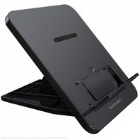 "Goldtouch Go! Travel Stand 17"" Nero"