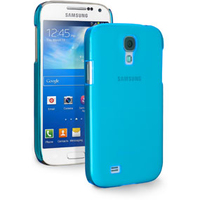 Cellularline COOLGALAXYSADB Cover Blu custodia per cellulare