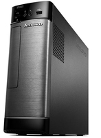 Lenovo Essential H515s 1.4GHz E1-2500 Mini Tower Nero, Argento PC