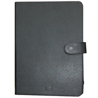 Cellularline SYFACILE101BK Custodia a libro Nero custodia per tablet