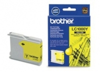 Brother LC-1000Y, Yellow Ink Cartridge Giallo cartuccia d