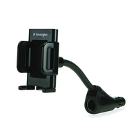 Kensington Power Port Mount for iPhone & iPod Nero