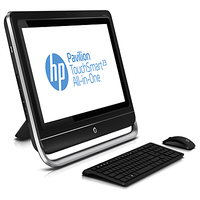 HP Pavilion TouchSmart 23-f340ef All-in-One Desktop PC (ENERGY STAR)