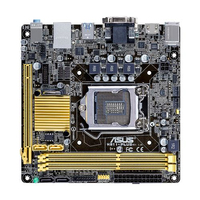ASUS H81I-PLUS Intel H81 LGA 1150 (Socket H3) Mini ITX scheda madre