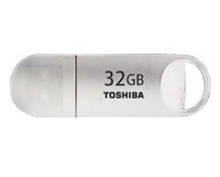 Toshiba 32GB USB 3.0 32GB USB 3.0 (3.1 Gen 1) Tipo-A Bianco unità flash USB