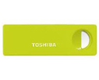 Toshiba 8GB USB 2.0 8GB USB 2.0 Tipo-A Giallo unità flash USB