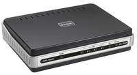 D-Link DSL-2542B Collegamento ethernet LAN ADSL Nero, Argento router cablato