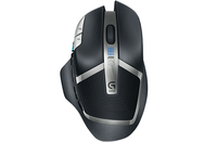 Logitech G602 RF Wireless 2500DPI Nero, Grigio mouse