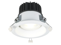 Toshiba LEDEUD00076S40 Interno Recessed lighting spot 18W Bianco faretto di illuminazione