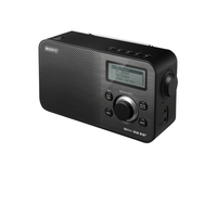 Sony XDR-S60 Portatile Digitale Nero radio