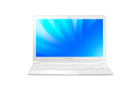 "Samsung ATIV NP915S3G 1GHz A6-1450 13.3"" 1366 x 768Pixel Touch screen Bianco Computer portatile"
