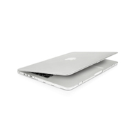"Macally PROSHELL13-C 13"" Cover Trasparente borsa per notebook"