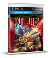 Sony Puppeteer Basic PlayStation 3 videogioco