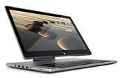 "Acer Aspire R7-72G-54208G75ass 1.6GHz i5-4200U 15.6"" 1920 x 1080Pixel Touch screen Argento Ibrido (2 in 1)"