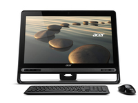 "Acer Aspire 3-605 1.9GHz i3-3227U 23"" 1920 x 1080Pixel Touch screen Nero PC All-in-one"