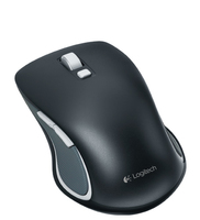 Logitech M560 RF Wireless Ambidestro Nero mouse