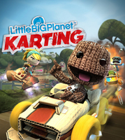 Sony LittleBigPlanet Karting, PS3 Basic PlayStation 3 Tedesca videogioco