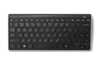 HP K4000 Bluetooth QWERTY Nero tastiera