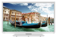 "Toshiba 40L1334DG 40"" Full HD Bianco LED TV"