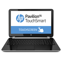 HP Pavilion TouchSmart 15-n020ss Notebook PC (ENERGY STAR)