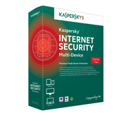 Kaspersky Lab Kaspersky Internet Security 2014 Multi Device 3utente(i) 1anno/i Inglese