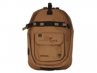 "NGS Bedouin Backpack 15.4"" Borsa da corriere Marrone"