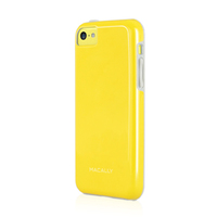 Macally FLEXFITP6-Y Cover Giallo custodia per cellulare